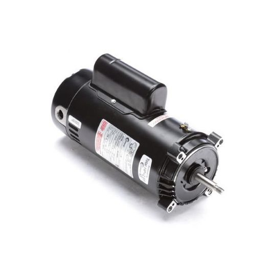 Century A.O. Smith - 56J C-Face 2-1/2 HP Single Speed Up Rated Pool Filter Motor, 12.6/11.4A 208-230V - 620112