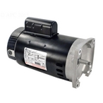 Century A.O. Smith - B748 Square Flange 2HP Full Rated 56Y Pool and Spa Pump Motor - 620114