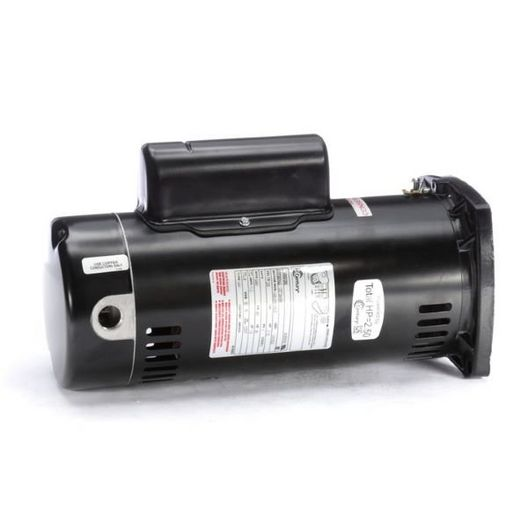 Century A.O Smith  48Y Square Flange 2-1/2 HP Up-Rated Pool Filter Motor 11.2A 230V