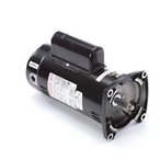 48Y Square Flange 3/4 or 1/8 HP Dual Speed Full Rated Pool and Spa Pump Motor