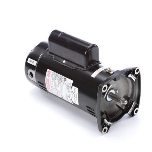 Century A.O. Smith - 48Y Square Flange 3/4 or 1/8 HP Dual Speed Full Rated Pool and Spa Pump Motor