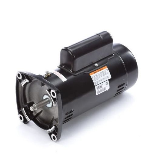 Century A.O Smith  48Y Square Flange 3/4 or 1/8 HP Dual Speed Full Rated Pool and Spa Pump Motor