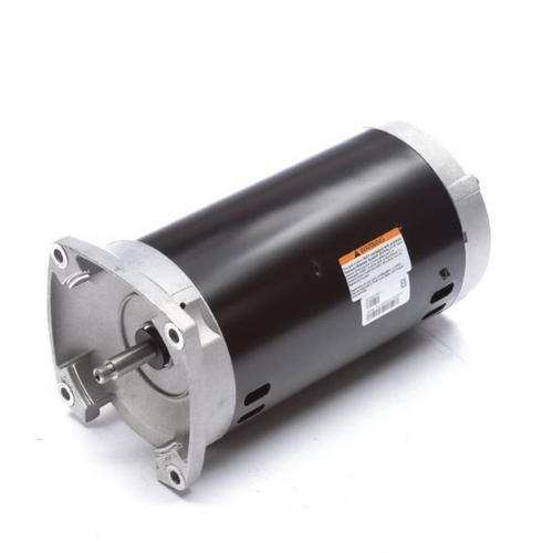 Century A.O. Smith - Centurion 56Y Square Flange 2 HP Three Phase Pool and Spa Pump Motor, 7.1-6.8/3.4A 208-230/460V