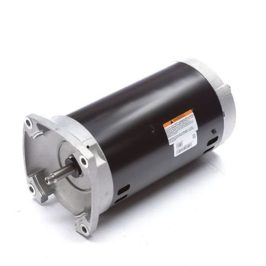 Century A.O Smith  Centurion 56Y Square Flange 2 HP Three Phase Pool and Spa Pump Motor 7.1-6.8/3.4A 208-230/460V
