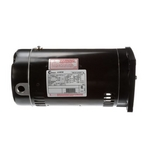 56Y Square Flange 3HP Single Speed 3-Phase Pool and Spa Pump Motor, 208-230/460V