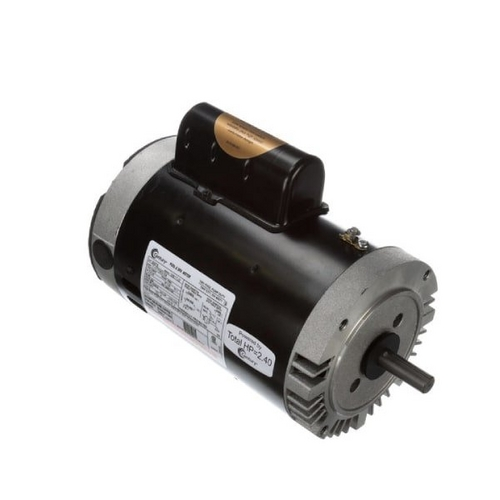 Century A.O. Smith - 56C C-Face 2 or 0.25 HP Dual Speed Full Rated Pool and Spa Pump Motor, 10.6/3.2A 230V