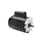 56Y C-Face 4 HP Full Rated Pool and Spa Pump Motor, 21.0-19.4A 208-230V