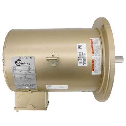 Century A.O Smith  213TY 7-1/2 HP Three Phase Replacement Motor 21.6-19.4/9.7A 208-220/440V