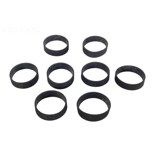 Carvin - Rubber Ew Collar Sleeves (Set of 8)