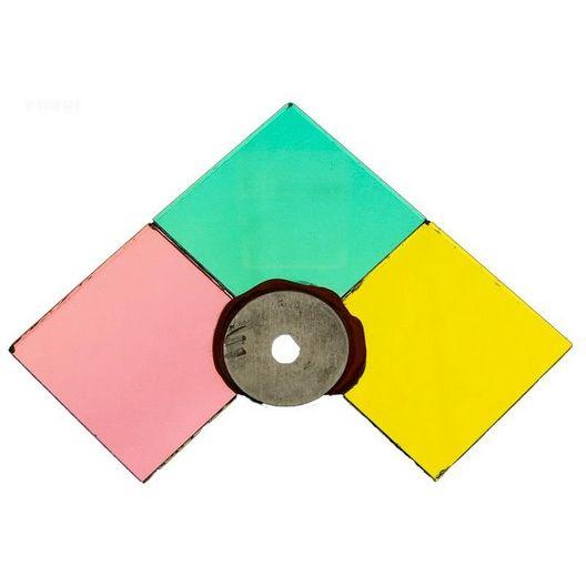 Fiberstars  Color Wheel 6004 2004 S.R Smith