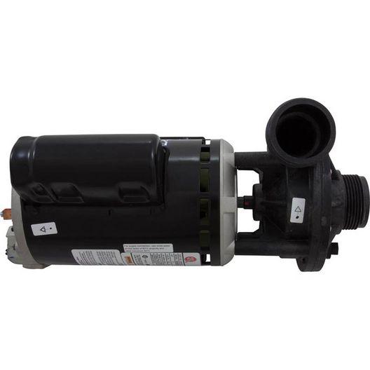 Gecko - Aqua-Flo Flo-Master CP 3/4HP 120V Dual Speed 48 Frame Side Discharge Pump - 620724