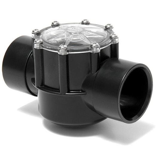 Pentair  263042 Check Valve with 2 CPVC Pipe  Straight 2-1/2 Slip Outside