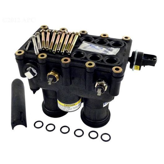 Pentair  77707-0014 Manifold Kit for MasterTemp/Max-E-Therm 200