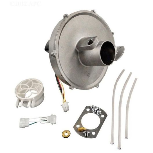 Pentair - 77707-0253 Air Blower Kit Natural Gas Units, MasterTemp & Max-E-Therm 400 - 621081