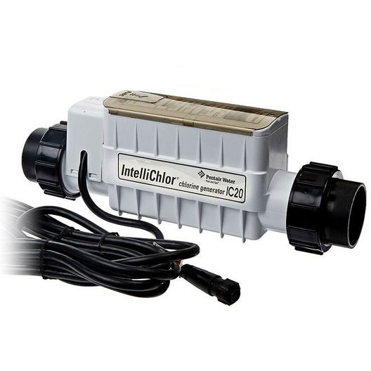 Replacement Salt Cell for IntelliChlor IC20 520554 with 15 Foot Cable