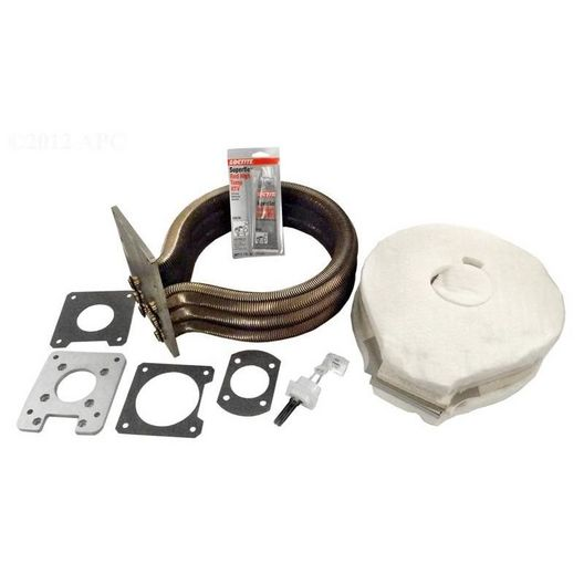 Pentair  Tube Sheet Coil Assembly Kit for Max-E-Therm 200