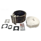 Pentair - Tube Sheet Coil Assembly Kit for Max-E-Therm 400/MasterTemp - 621115