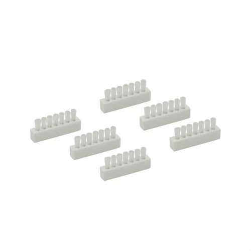Water Tech - Pool Buster/Blaster Vacuum Head Brushes, Set of 6