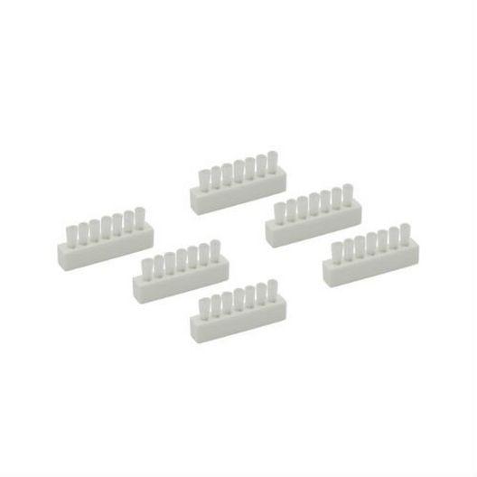 Pool Buster/Blaster Vacuum Head Brushes, Set of 6