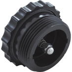 Return Line Check Valve, 1.5 Spa Return, Black