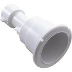 Waterway - Poly Storm Gunite Body Wall Fitting, White - 621412