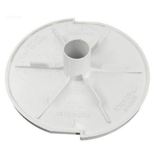 Waterway  Vacuum Plate