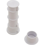 VollEyeball / Umbrella Pole Assembly White