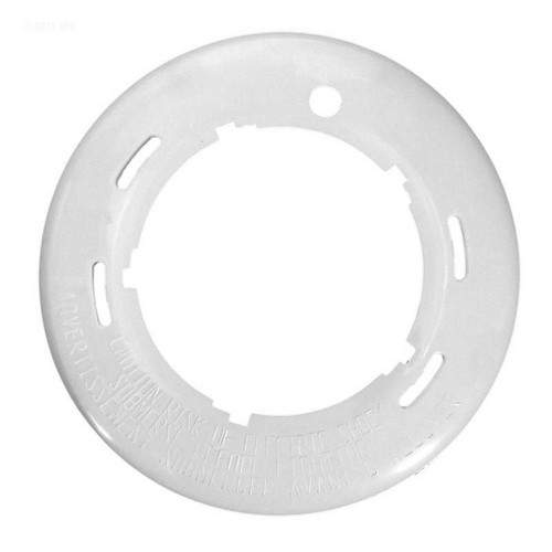 Pentair - Decorative Face Ring, White