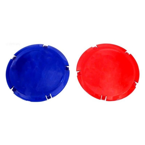 Pentair - Lens Cover Color Kit (Red and Blue)