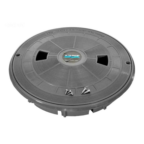 Pentair - Frame and Lid for U-3 Skimmer, Gray