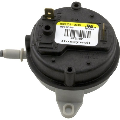 Pentair - Air Pressure Switch, 0-2999' , Mod300, 400 Nat Yellow