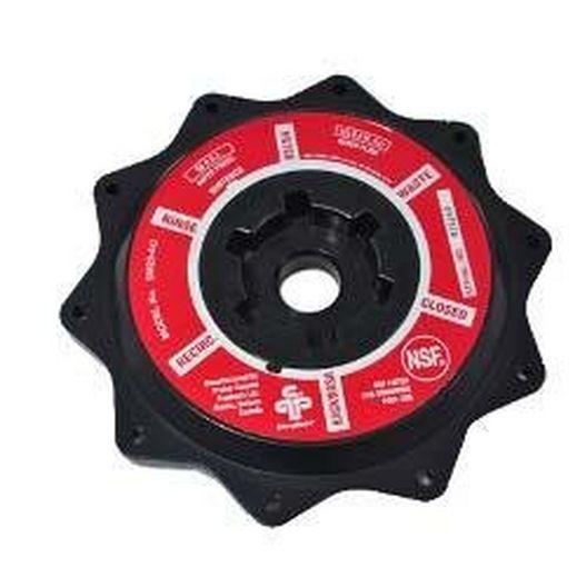 Praher - Cover 2in., Black - 622599