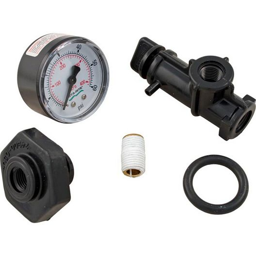 Sta-Rite  24850-0105 Replacment Air Relief Valve and PSI Gauge Assembly