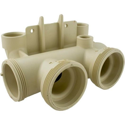 Pentair - In/Out Bottom Sub-Header - 622682