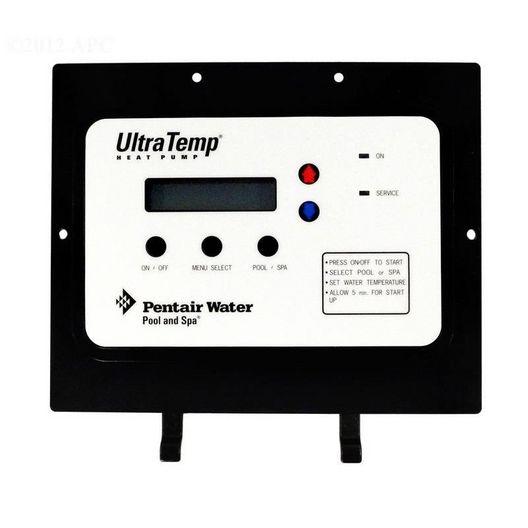 Pentair - 472734 Bezel, Control Board w/ Label for UltraTemp - 622812