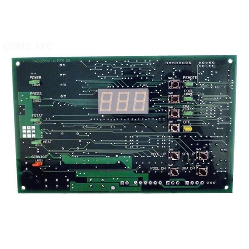 Pentair - Temperature Controller Assembly F/Models with Ddtc Cntr.