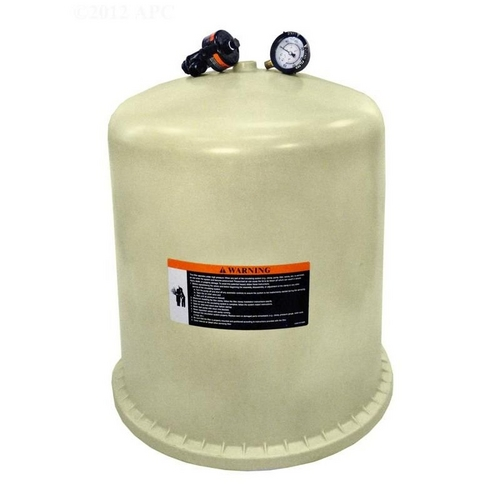 Pentair - 197137 SM/SMBW 4060 D.E. Filter Top Lid Replacement