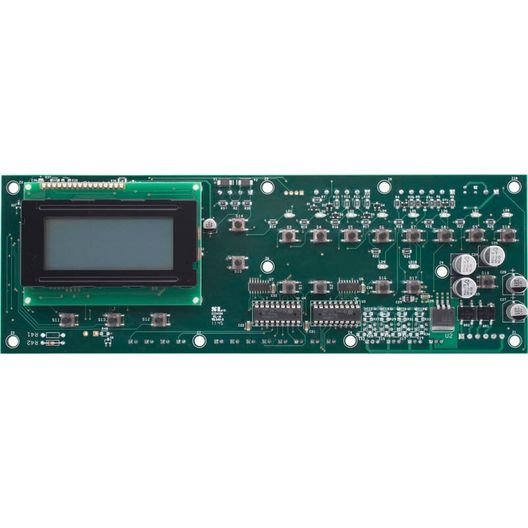 Pentair  Eztouch Uoc Motherboard with 8 Aux.