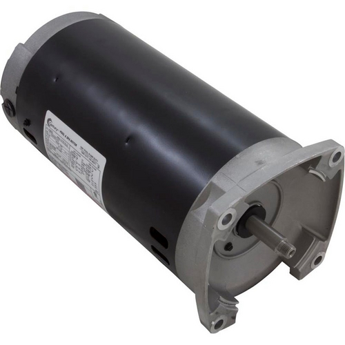 Century A.O. Smith - Century A.O. Smith H995 Square Flange 5HP Three Phase Single Speed 56Y Replacement Pump Motor