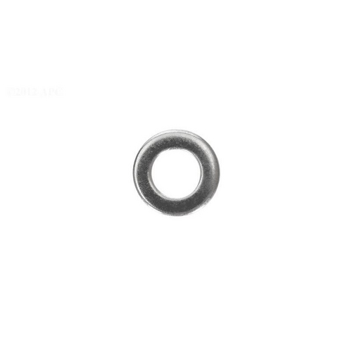 Astralpool - Washer, 1/2in. OD, 9/32in. ID, 1/16in. Thick, SS