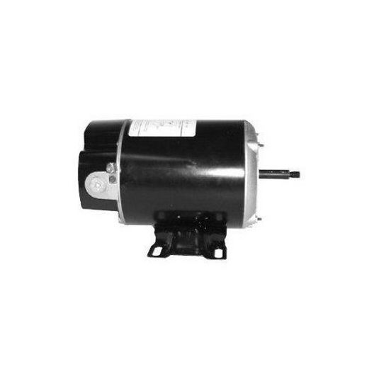 U.S. Motors - Emerson 48 Y-Frame Power Pak I Single Speed 1HP Full Rated Pool and Spa Motor, 9.1A 115V - 623379