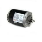 U.S. Motors - Emerson 48Y Thru-Bolt 1-Speed 1HP Full Rated Pool and Spa Motor without Rigid Base - 623380
