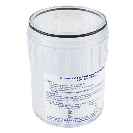 Zodiac - Energy Filter Bowl - 62340