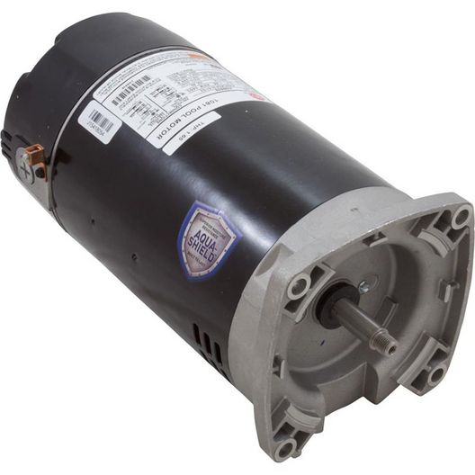 Emerson ASB848 Square Flange Single Speed 1HP Full Rated 56Y Pump Motor