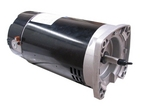 Emerson 56Y Square Flange Single Speed 1-1/2HP Full Rated Pool and Spa Motor
