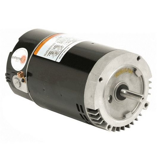 Emerson 56J C-Flange Single Speed 5HP Full Rated Energy Efficient Pool and Spa Motor