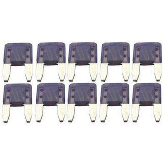 Hayward  Fuse Kit 3A/Violet 10 Pack (Logic Only)