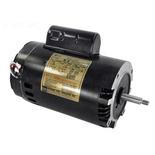 Hayward  Motor 1-1/2 HP 2 Speed Uprated