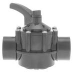 Hayward - 2-Port 1-1/2in. x 2in. Pipe Diverter Valve - 624122