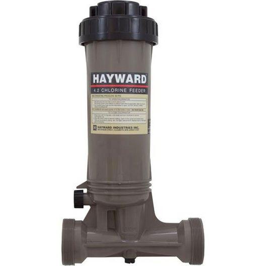 Hayward  In-line Chemical Feeder In-Ground 4.2 lb Capacity